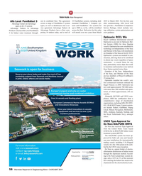 Maritime Reporter Magazine, page 58,  Jan 2019