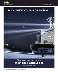Maritime Reporter Magazine, page 60,  Jan 2019