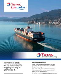 Maritime Reporter Magazine, page 5,  Jan 2019