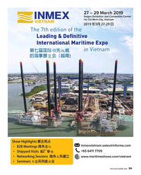 Maritime Reporter Magazine, page 39,  Feb 2019