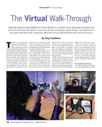 Maritime Reporter Magazine, page 40,  Feb 2019