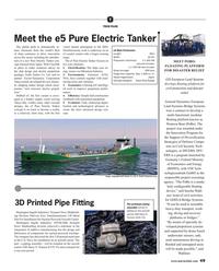Maritime Reporter Magazine, page 49,  Feb 2019