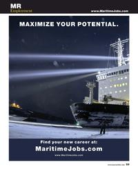 Maritime Reporter Magazine, page 59,  Feb 2019