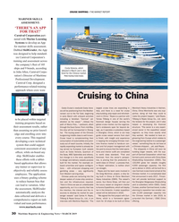 Maritime Reporter Magazine, page 30,  Mar 2019