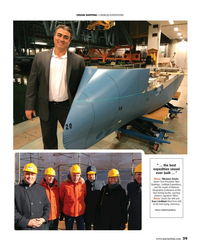 Maritime Reporter Magazine, page 39,  Mar 2019