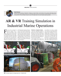 Maritime Reporter Magazine, page 44,  Mar 2019