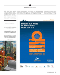 Maritime Reporter Magazine, page 45,  Mar 2019