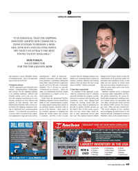 Maritime Reporter Magazine, page 49,  Mar 2019