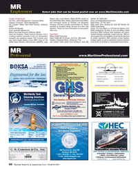 Maritime Reporter Magazine, page 60,  Mar 2019