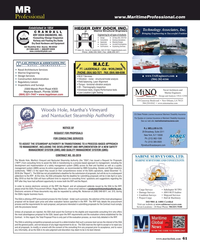 Maritime Reporter Magazine, page 61,  Mar 2019