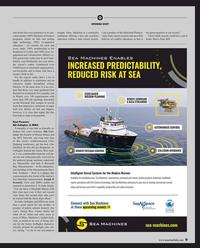Maritime Reporter Magazine, page 9,  Apr 2019
