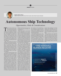 Maritime Reporter Magazine, page 11,  Apr 2019