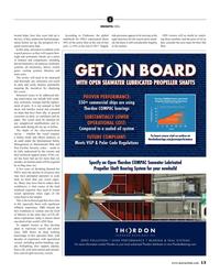 Maritime Reporter Magazine, page 13,  Apr 2019