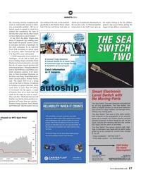 Maritime Reporter Magazine, page 17,  Apr 2019
