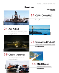 Maritime Reporter Magazine, page 2,  Apr 2019