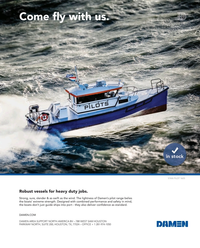Maritime Reporter Magazine, page 3,  Apr 2019