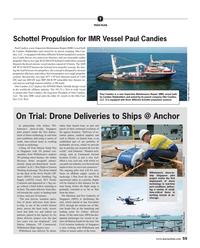 Maritime Reporter Magazine, page 55,  Apr 2019