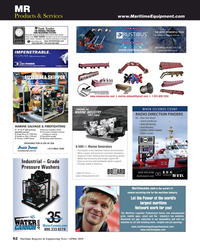 Maritime Reporter Magazine, page 62,  Apr 2019