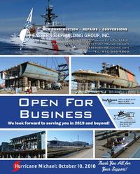 Maritime Reporter Magazine, page 7,  Apr 2019