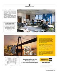 Maritime Reporter Magazine, page 15,  May 2019