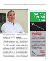 Maritime Reporter Magazine, page 23,  May 2019