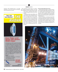 Maritime Reporter Magazine, page 24,  May 2019