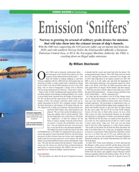 Maritime Reporter Magazine, page 29,  May 2019