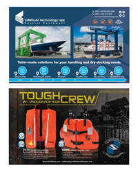 Maritime Reporter Magazine, page 39,  May 2019