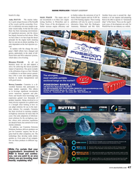 Maritime Reporter Magazine, page 47,  May 2019