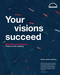 Maritime Reporter Magazine, page 3,  May 2019