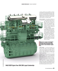 Maritime Reporter Magazine, page 49,  May 2019