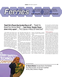Maritime Reporter Magazine, page 58,  May 2019