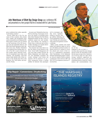 Maritime Reporter Magazine, page 61,  May 2019