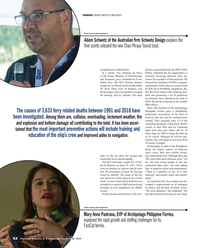 Maritime Reporter Magazine, page 62,  May 2019