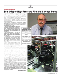 Maritime Reporter Magazine, page 71,  May 2019
