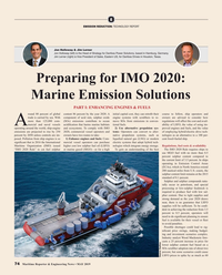 Maritime Reporter Magazine, page 74,  May 2019