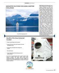 Maritime Reporter Magazine, page 77,  May 2019