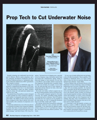 Maritime Reporter Magazine, page 82,  May 2019