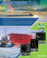 Maritime Reporter Magazine, page 7,  May 2019