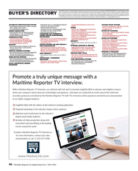 Maritime Reporter Magazine, page 90,  May 2019