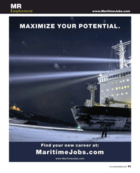 Maritime Reporter Magazine, page 91,  May 2019