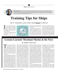 Maritime Reporter Magazine, page 8,  Jun 2019