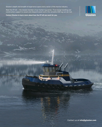 Maritime Reporter Magazine, page 1,  Jun 2019