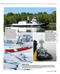 Maritime Reporter Magazine, page 29,  Jun 2019