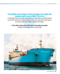 Maritime Reporter Magazine, page 43,  Jun 2019
