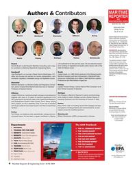 Maritime Reporter Magazine, page 4,  Jun 2019
