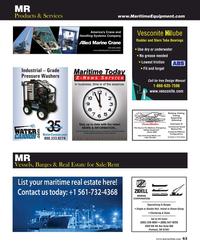 Maritime Reporter Magazine, page 63,  Jun 2019