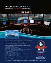 Maritime Reporter Magazine, page 4th Cover,  Jun 2019