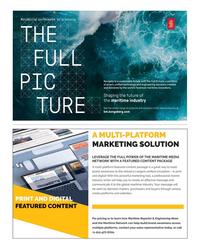 Maritime Reporter Magazine, page 9,  Jul 2019