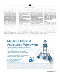 Maritime Reporter Magazine, page 11,  Jul 2019